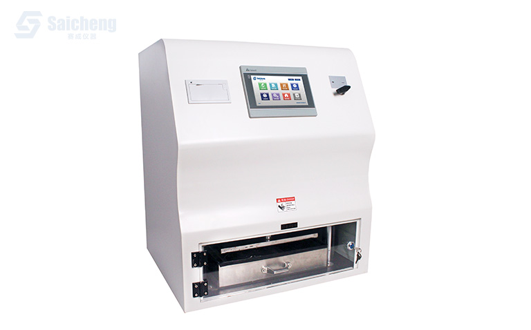 NY-03 输液袋耐内压测试仪